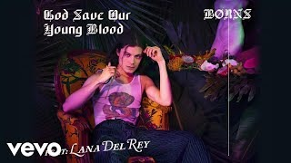 Смотреть клип песни: Lana Del Rey - God Save Our Young Blood