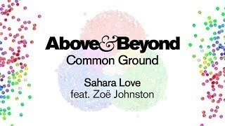 Клип Above & Beyond - Sahara Love