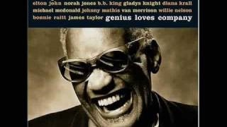 Смотреть клип песни: Ray Charles - Sorry Seems To Be The Hardest Word