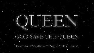 Queen - God Save The Queen