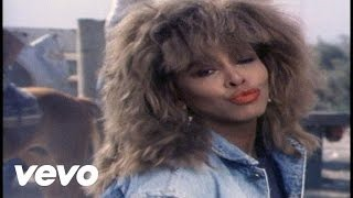 Клип Tina Turner - What You Get Is What You See