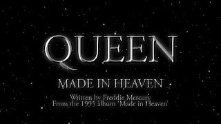 Клип Queen - Made In Heaven