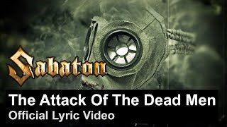Клип Sabaton - The Attack of the Dead Men