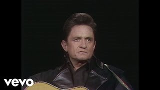 Клип Johnny Cash - Man in Black
