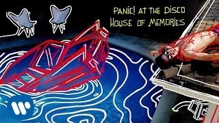 Смотреть клип песни: Panic! At The Disco - House Of Memories
