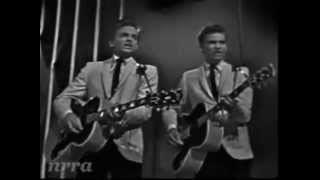 Клип The Everly Brothers - When Will I Be Loved