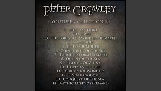 Клип Peter Crowley - Conqueror of the Sky