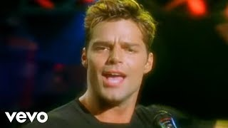 Смотреть клип песни: Ricky Martin - The Cup of Life (The Official Song of the World Cup, France '98)