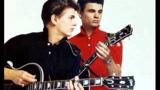 Клип The Everly Brothers - Wake Up Little Susie