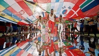 Смотреть клип песни: Jason Derulo - Colors (Coca-Cola® Anthem, 2018 FIFA World CupTM)