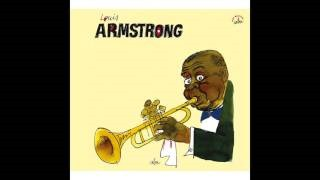 Смотреть клип песни: Louis Armstrong and His Orchestra - When It's Sleepy Time Down South
