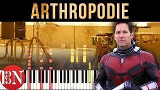 Christophe Beck - Anthropodie