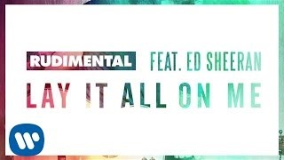 Клип Ed Sheeran - Lay It All on Me