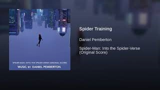 Daniel Pemberton - Spider Training