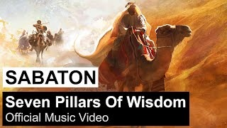 Клип Sabaton - Seven Pillars of Wisdom