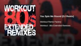 Dj Remix Factory - You Spin Me Round