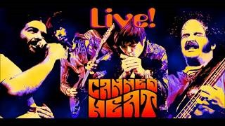 Клип Canned Heat - Sweet Sixteen