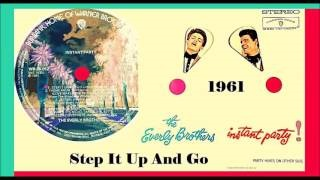 Клип The Everly Brothers - Step It Up and Go