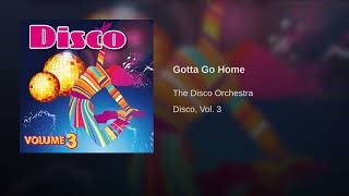 Клип The Disco Orchestra - Gotta Go Home