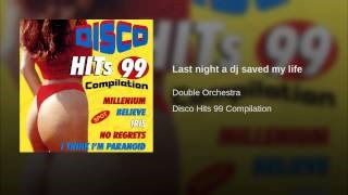 Клип The Disco Orchestra - Last Night a Dj Saved My Life