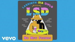 Клип Sia - No New Friends