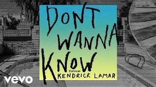 Клип Kendrick Lamar - Don't Wanna Know