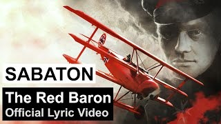Клип Sabaton - The Red Baron