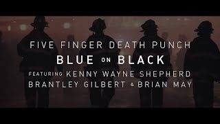 Клип Five Finger Death Punch - Blue on Black