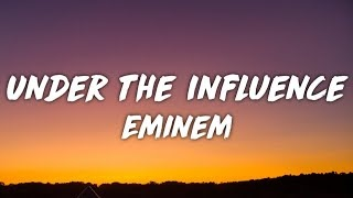 Клип Eminem - Under The Influence