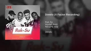 Смотреть клип песни: Naughty Boy - Dimelo (X Factor Recording)