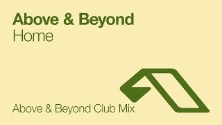 Клип Above & Beyond - Home