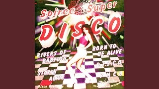 Клип The Disco Orchestra - Stayin' Alive
