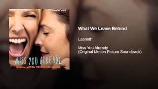 Labrinth - What We Leave Behind