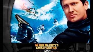 Смотреть клип песни: David Arnold - On Her Majesty's Secret Service