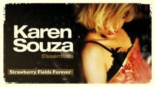 Смотреть клип песни: Karen Souza - Strawberry Fields Forever