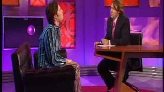 Смотреть клип песни: Rufus Wainwright - Rufus Wainwright Interview
