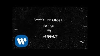 Ed Sheeran - Way To Break My Heart