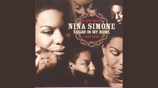Клип Nina Simone - I Get Along Without You Very Well (Except Sometimes)