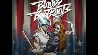 Смотреть клип песни: The Bloody Beetroots - Glow In the Dark