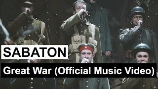 Клип Sabaton - Great War
