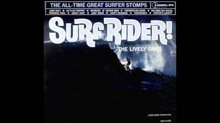 The Lively Ones - Surfer's Lament