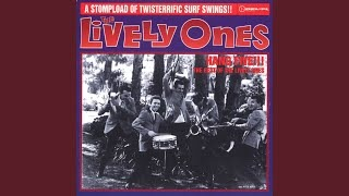 The Lively Ones - Bustin' Surfboards