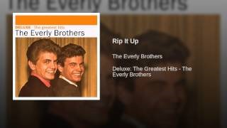 Клип The Everly Brothers - Rip It Up