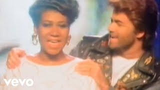 Смотреть клип песни: Aretha Franklin - I Knew You Were Waiting (For Me)