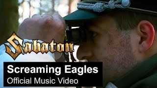 Клип Sabaton - Screaming Eagles
