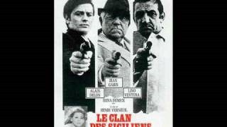"Смотреть клип песни: Ennio Morricone - The Sicilian Clan (From ""The Sicilian Clan"")"