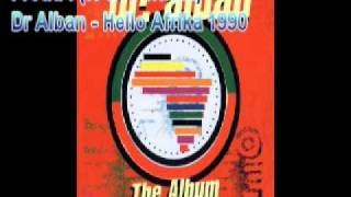 Клип Dr. Alban - Proud! (To Be Afrikan)