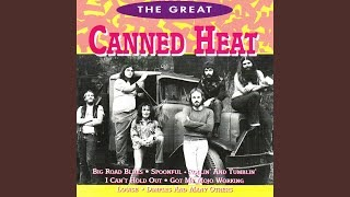 Клип Canned Heat - When Things Go Wrong