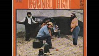 Клип Canned Heat - Poor Moon