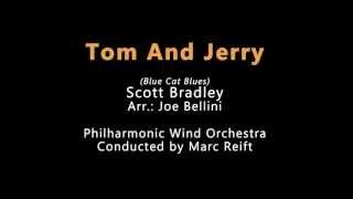 Смотреть клип песни: Marc Reift - Tom and Jerry (Blue Cat Blues)